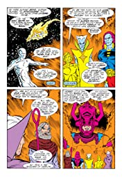 Silver Surfer (1987-1998) #10