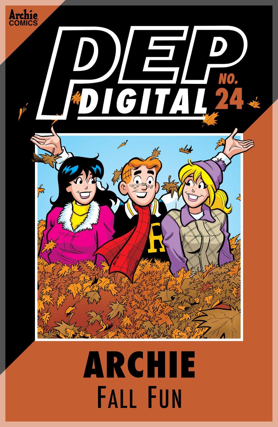 PEP Digital #24: Archie Fall Fun