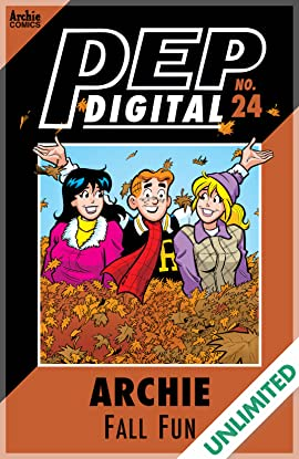 PEP Digital #24: Archie Fall Fun