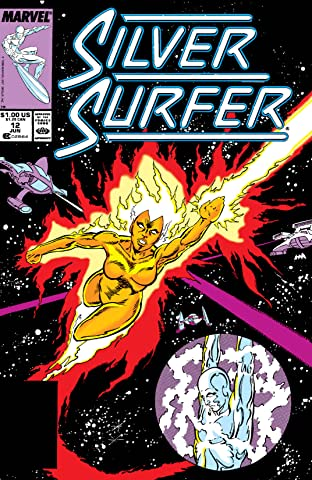 Silver Surfer (1987-1998) No.12