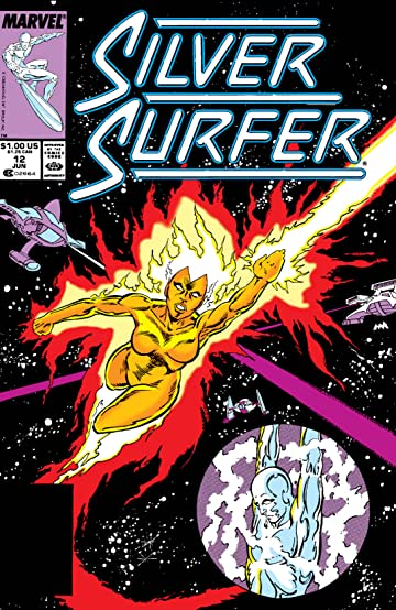 Silver Surfer (1987-1998) #12