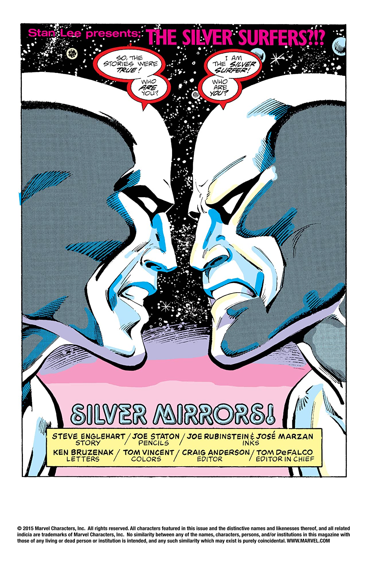 Silver Surfer (1987-1998) #14