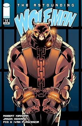 The Astounding Wolf-Man No.14