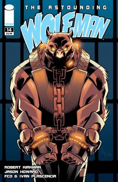 The Astounding Wolf-Man #14