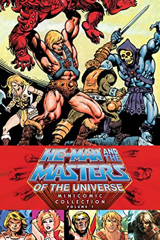 He-Man & Masters of Universe: Minicomic Collection Vol. 1
