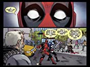 Deadpool & Cable: Split Second Infinite Comic #3
