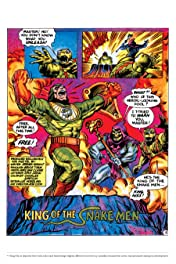 He-Man & Masters of Universe: Minicomic Collection Vol. 2