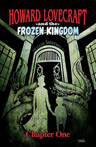 Howard Lovecraft and the Frozen Kingdom #1