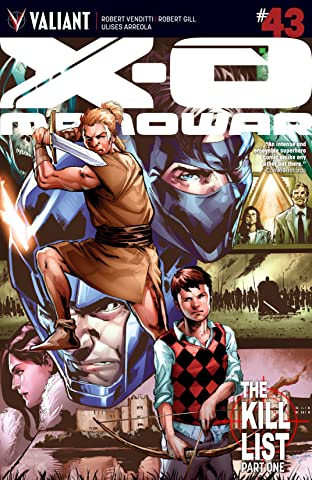 X-O Manowar (2012- ) #43: Digital Exclusives Edition