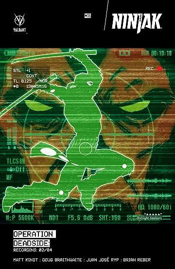 Ninjak (2015- ) #11: Digital Exclusives Edition