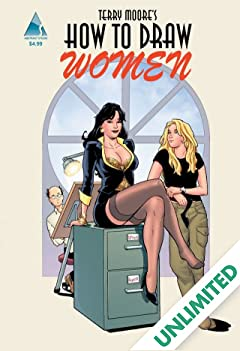 Terry Moore's How To Draw: Women