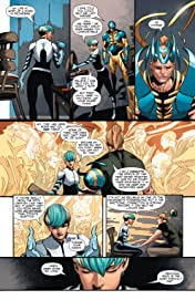 X-O Manowar Vol. 10: Exodus