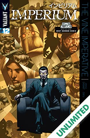 Imperium #12: Digital Exclusives Edition