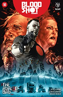Bloodshot Reborn #10: Digital Exclusives Edition