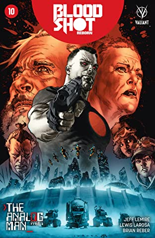 Bloodshot Reborn No.10: Digital Exclusives Edition