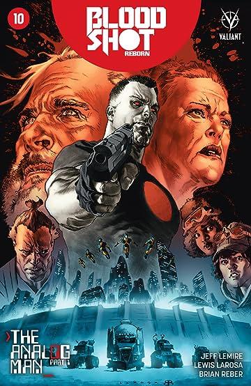Bloodshot Reborn #10: Digital Exclusives Edition