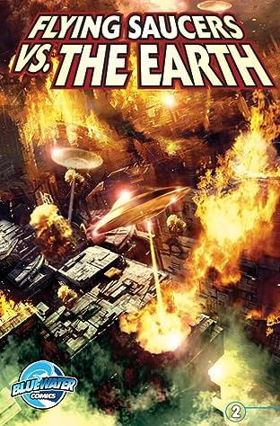 Ray Harryhausen Flying Saucers vs. Earth #2 (of 4)