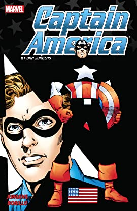 Captain America by Dan Jurgens Vol. 3