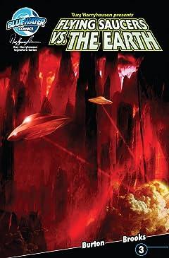 Ray Harryhausen Flying Saucers vs. Earth #3 (of 4)