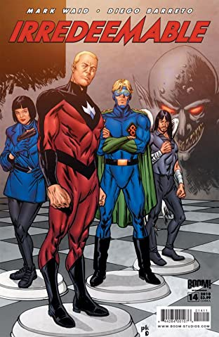 Irredeemable #14