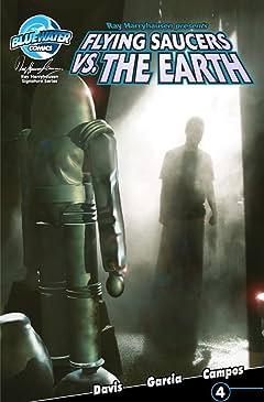 Ray Harryhausen Flying Saucers vs. Earth #4 (of 4)