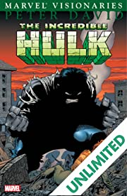 Hulk: Visionaries - Peter David Vol. 1
