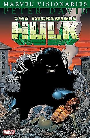 Hulk: Visionaries - Peter David Tome 1