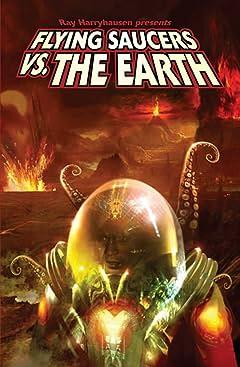 Ray Harryhausen's Flying Saucers vs. Earth Vol. 1
