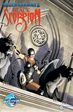 Roger Corman Presents: Black Scorpion #0