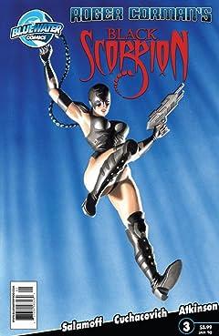 Roger Corman Presents: Black Scorpion #3
