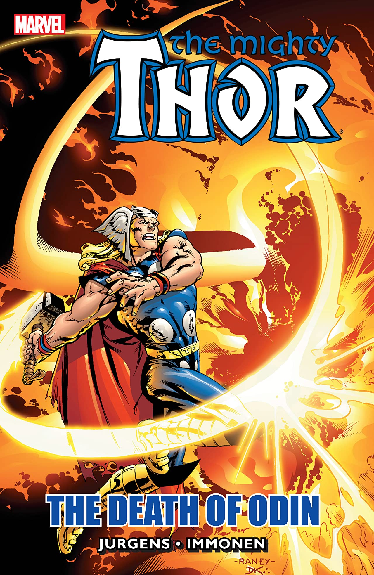 Thor: Death of Odin