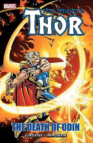 Thor: Death of Odin