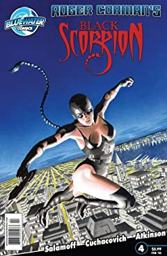 Roger Corman Presents: Black Scorpion #4