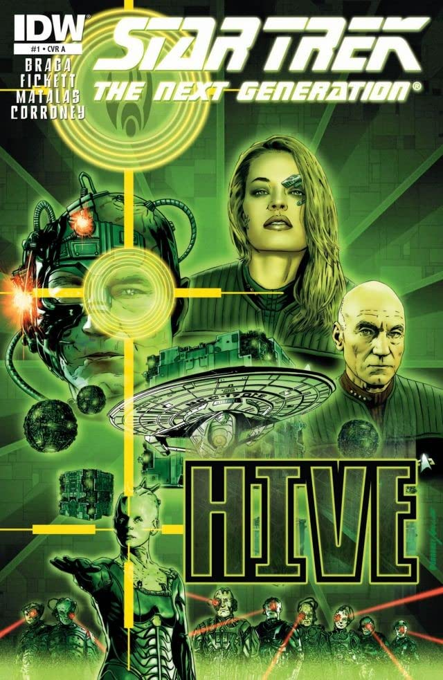 Star Trek: The Next Generation - Hive #1
