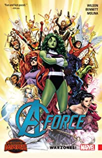 A-Force Tome 0 : Warzones!