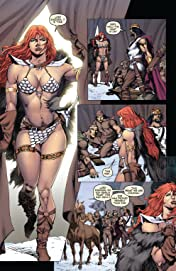 Red Sonja: She-Devil With a Sword #50