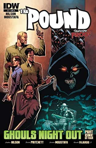 The Pound: Ghouls Night Out #1 (of 4)