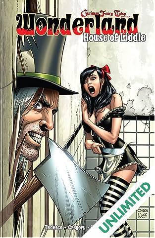 Wonderland: The House of Liddle Vol. 1