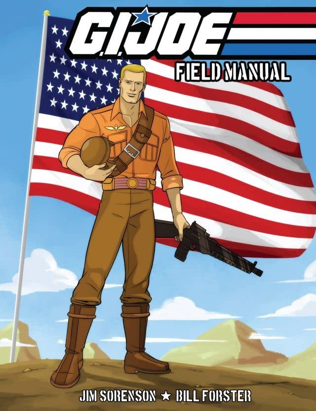 G.I. Joe Field Manual Vol. 1