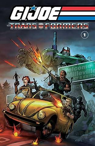 G.I. Joe / Transformers Tome 1