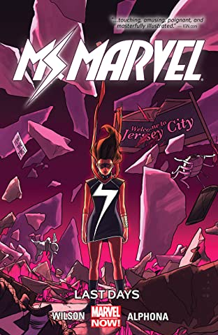 Ms. Marvel Tome 4: Last Days