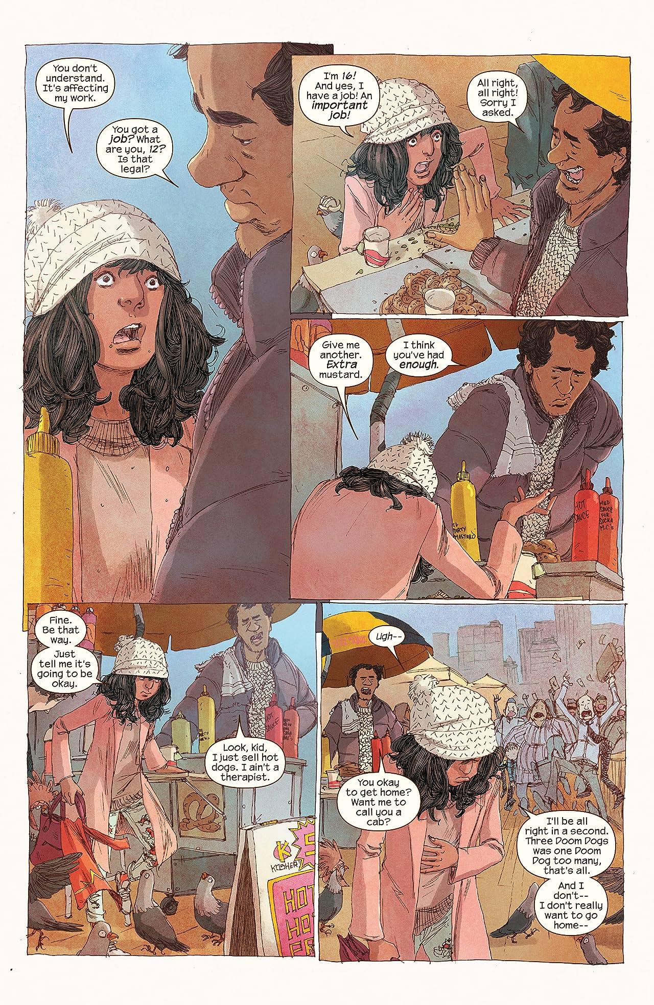 Ms. Marvel Tome 4: Last Days