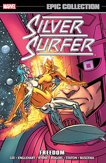 Silver Surfer Epic Collection: Freedom