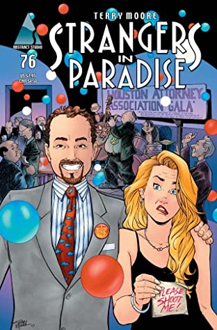 Strangers in Paradise Tome 3 No.76