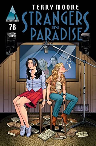 Strangers in Paradise Tome 3 No.78