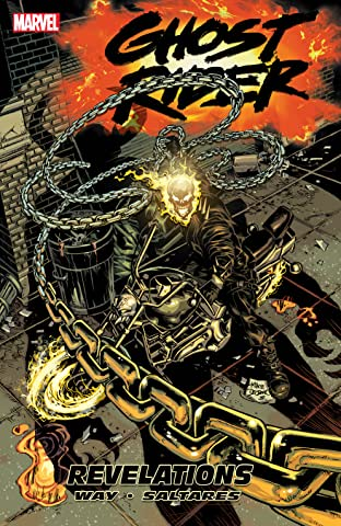 Ghost Rider Tome 4: Revelations