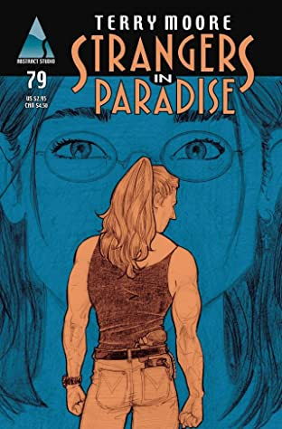 Strangers in Paradise Tome 3 No.79