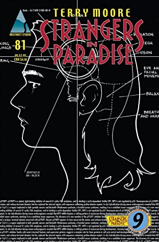 Strangers in Paradise Tome 3 No.81