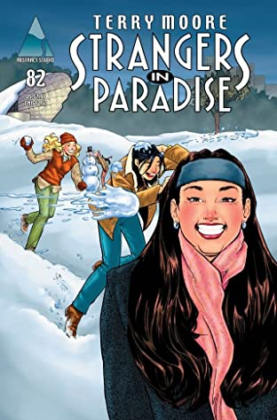 Strangers in Paradise Tome 3 No.82