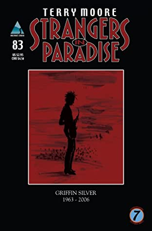 Strangers in Paradise Tome 3 No.83